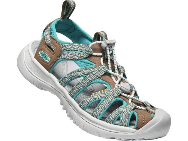 wholesale dealer 7c3d1 f1d09 Keen Whisper Sandals Damen canton/bayou